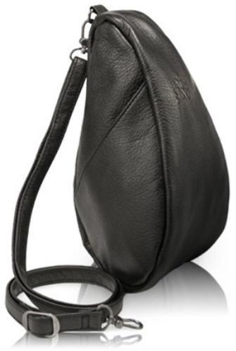 Large Leather Ameribag Baglett Free Shipping