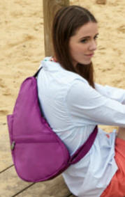Microfiber Ameribag Healthy Back Bag Free Shipping