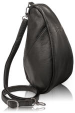 LG Leather Baglett Black