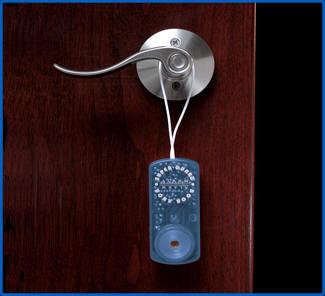 *** Personal Door Alarm