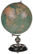 Costello decorative world globe