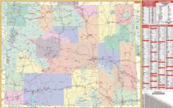 Free Wyoming State Map.Wyoming State Maps Free Shipping