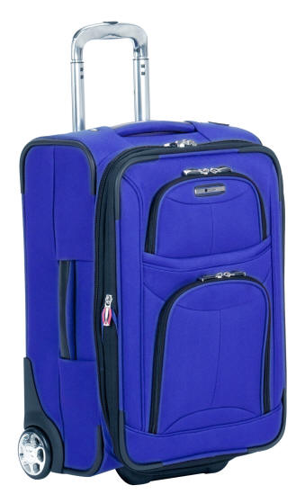 Helium Fusion Lightweight Rolling Expandable Suitcases Delsey Luggage