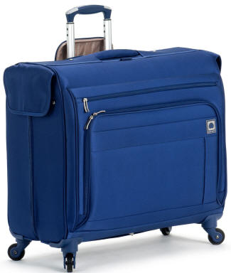 e5f3cb4247d1 SuperLite Spinners Wheeled Garment Bag by Delsey Luggage (Free Shipping)