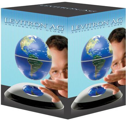 Anti Gravity Levitating World Globe (Free Shipping)