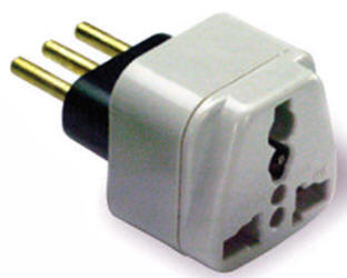 Electrical Adapter Plug For Italy Free Shipping