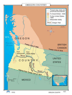 Classroom wall maps of us history in 19th century free shipping oregon trail us history wall map publicscrutiny Image collections