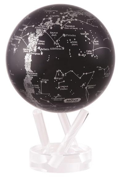 Mova stars globe free shipping mova globe star map solar power revolving globe gumiabroncs Images