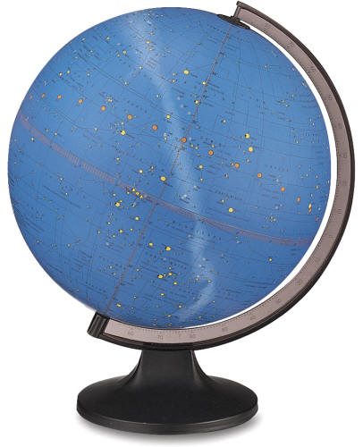 star constellations desktop globe
