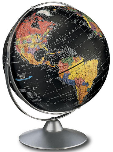 4899a0929d STARLIGHT Desktop World Globe by Replogle (Free Shipping)
