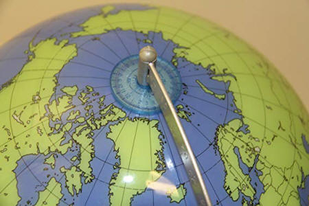 geographer globe top