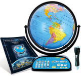 """Interactive globe for kids"
