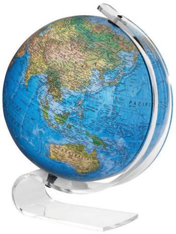 Consulate illuminated desktop world globe by replogle free shipping gumiabroncs Images