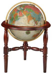 floor world globe